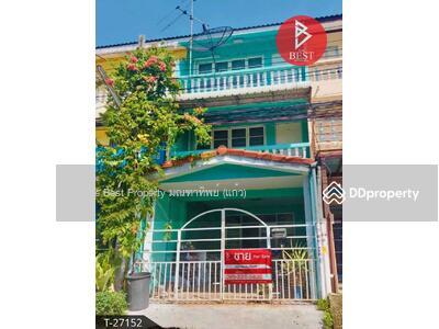 For Sale - ขายทาวน์เฮ้าส์ หมู่บ้านธนะสิน โครงการ 5-6 บึงกุ่ม กรุงเทพมหานคร ห่างจากเซเว่น 100 เมตร