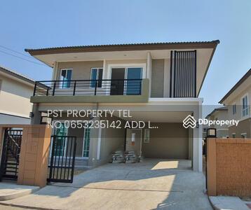 ขาย - For Rent ให้เช่า บ้านเดี่ยว หมู่บ้าน เดอะแพลนท์ เทพารักษ์ สมุทรปราการ  THE PLANTเทพารักษ์ ( PST-EVE172 )