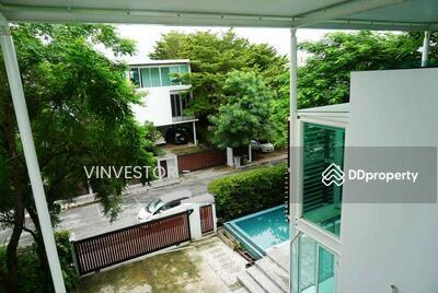 For Sale - ขาย บ้านเดี่ยว ศรีนครินทร์ พาร์ค 120 ตรว 4 นอน 4 น้ำ หลังมุมหน้าโครงการ ทำเลดีมาก