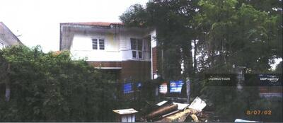 For Sale - Code KRE X285 Single house Lalin Interpark Watcharapol Village, 4 bedrooms, 2 bathrooms, area 67. 3 sq. w.