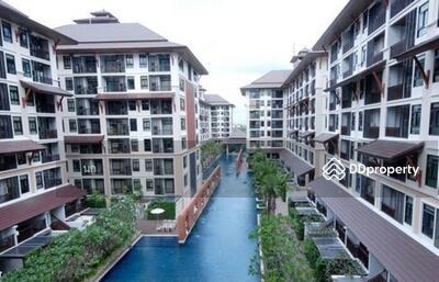 For Sale - ขาย คอนโด บ้านนวธารา 1 นอนเฟอร์ครบ ย่านดีที่สุดเลียบด่วนเอกมัย-รามอินทรา Baan Navatara เกษตร - นวมินทร์ 45. 07 ตรม.