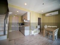 ขาย - ขายขาดทุนหนัก ท้า COVID ห้อง Duplex! ! Condo Ideo Mobi Sukhumvit 81 ชั้น 24 2 ห้องนอน 61 ตรม. ราคาพิเศษ