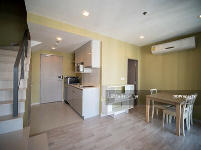 For Sale - Beautiful Built-in  Duplex room! ! Condo Ideo Mobi Sukhumvit 81  24th floor 61 sq. m. SPECIAL DEAL!