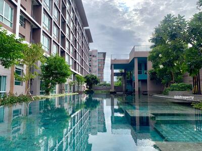 For Sale - A modern studio room at Baan Kunkoey