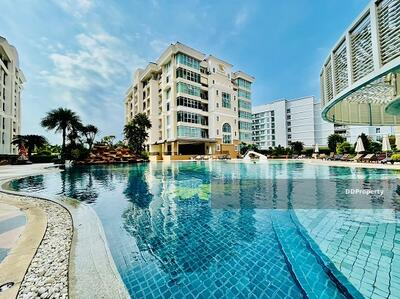For Sale - Three Bed Condo for Sale in Bang Lamung MSP-28629