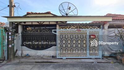 For Sale - ขาย ทาวน์เฮ้าส์ 1 ชั้น เนื้อที่ 21 ตารางวา หมู่บ้าน สุทาทิพย์ ประเวศ