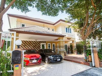 For Sale - Luxury house for sale, Lapa Wan 15, Great location, Ratchaphruek Road 121 sq. wah 450 sqm. , 5 bed 5 b
