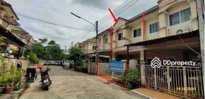 ขาย - รหัส KRE X433 ทาวน์เฮ้าส์ หมู่บ้านสินธานี ถนนรังสิต - นครนายก (ทล. 305)  แบบ 3ห้องนอน 2ห้องน้ำ เนื้อที่ 18. 8 ตร. ว 2ชั้น  ขาย 1. 65 ลบ. @LINE:0962215326 คุณ ออน