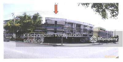 ขาย - รหัส KRE Y65 อาคารพาณิชย์ ถนนนวมินทร์ แขวงคลองกุ่ม เขตบึงกุ่ม เนื้อที่ 64 ตร. ว 3ชั้น ขาย 12452000 ลบ. @LINE:0962215326 คุณ นิว