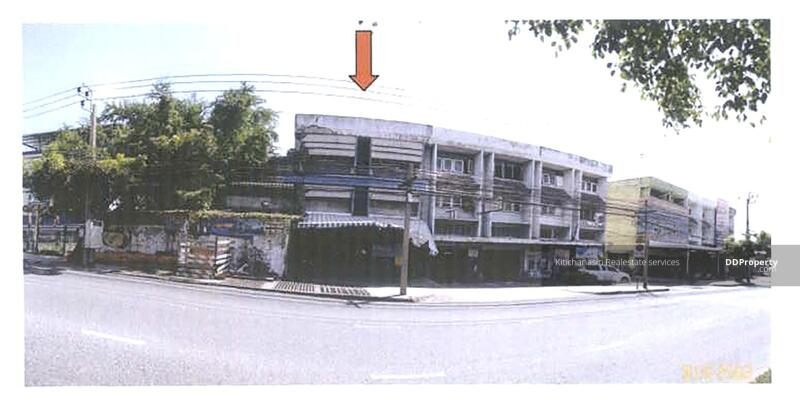 อาคารพาณิชย์  ถนนนวมินทร์ แขวงคลองกุ่ม เขตบึงกุ่ม #82148628