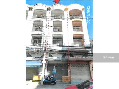 For Sale - Code KRE Y49, Chak Phra Commercial Building, Borommaratchachonnani Road, Taling Chan, area 54 sq. w. 4 floors, sale 13. 2 MB @LINE: 0962215326 Khun New