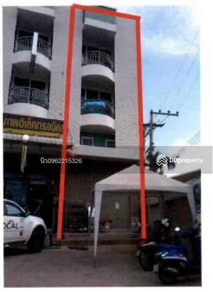 ตึกแถว หมู่บ้านแผ่นดินทองซิตี้ 1 ตำบลในเมือง อำเภอเมืองนครราชสีมา #82199252