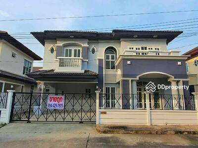 For Sale - R016-024  ขาย ถูก บ้านเดี่ยว 2 ชั้น 64 ตร. วา หมู่บ้าน ชิชากร บางใหญ่ แต่งใหม่ พร้อมอยู่ ใกล้เซ็นทรัล เวสต์เกต 094-429-7915 (เปิ้ล)