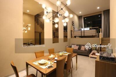 ให้เช่า - For rent Arden Pattanakarn, Home office/townhouse 3 storeys. With furniture