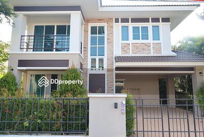 ขาย - ASP0689 ให้เช่าบ้านเดี่ยว 2 ชั้นในโครงการ บ้านหลังใหญ่ พื้นที่ 56 ตร. ว 4 ห้องนอน 3 ห้องน้ำ พร้อมเฟอร์นิเจอร์ครบครัน
