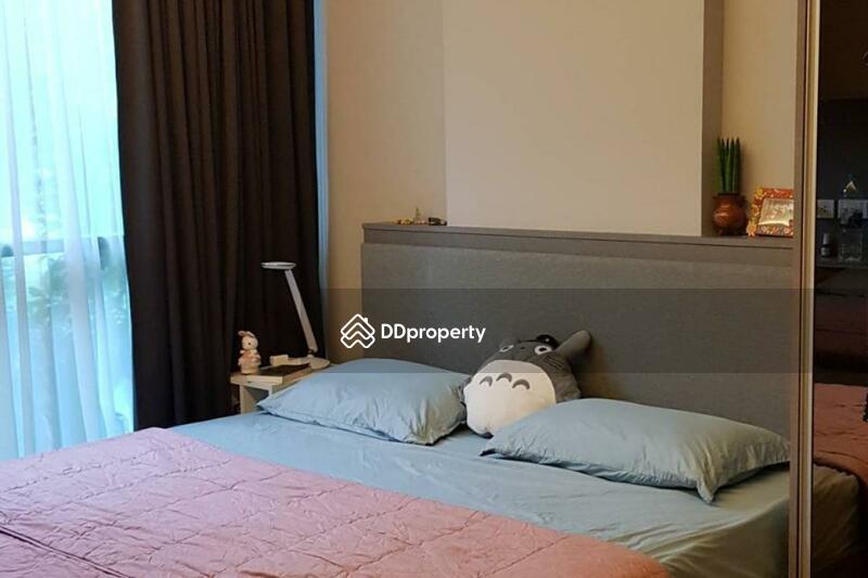 เช่าคอนโด ดิ ยูนิค สุขุมวิท 62-1 1 Bed เฟอร์ครบ พร้อมเข้าอยู่ 33 ตรม. วิวออกนอกโครงการ (13793)