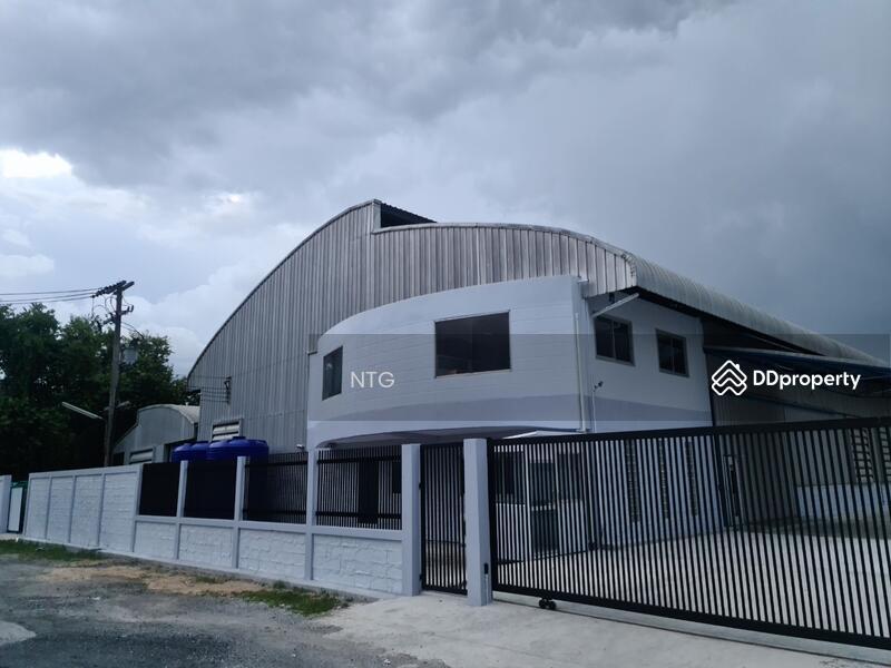 โรงงานพร้อมที่ดิน 2 ไร่ ลำลูกกา ปทุมธานี #82302182