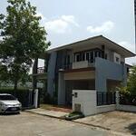 ขาย บ้านเดี่ยว 2 ชั้น หมู่บ้านเดอะซิตี้ ราชพฤกษ์-จรัญ 13 ขนาด 106 ตร. ว. 3 นอน 3 น้ำ บ้านใหญ่ สงบร่มรื่น     ใกล้ MRT จรัญฯ 13