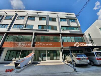 ให้เช่า - (( ให้เช่า )) ตึกใหม่ทาวน์โฮม Business Town 4 ชั้น ขนาด 250 ตร. ม. 5 ห้องนอน  27, 000 พร้อมเข้าอยู่
