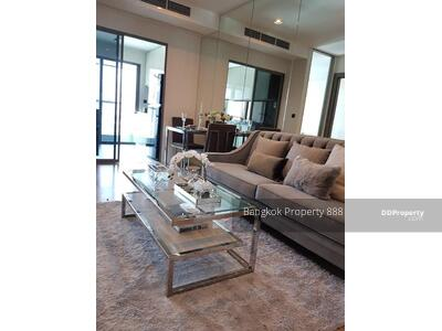 For Rent - For rent The Room Charoenkrung 30 high floor nice view
