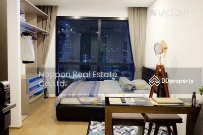 For Rent - For Rent Ashton Chula-Silom STUDIO Floor 16 near MRT Sam Yan.   NR13900
