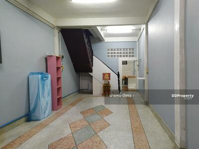For Sale - OO074  ขาย! ! ตึกแถว 4 ชั้น 1 คูหา ในซอยตากสิน 5 ใกล้  BTS วงเวียนใหญ่