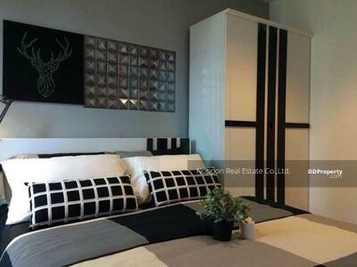 For Rent - For rent Shadow In Town Ratchada 10, size 48 sqm. 2 bedrooms, furniture and appliances. | NR03297