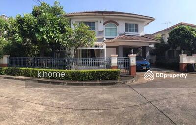 ให้เช่า - R024-044ให้เช่าให้เช่า บ้าน หมู่บ้านมัณฑนา ราชพฤกษ์ บ้านเดี่ยว 2 ชั้น ติดถนนราชพฤกษ์ บ้านสวย พร้อมอยู่ สนใจติดต่อ@k. home