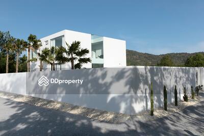 ขาย - 4 Bedroom, Minimalistic, Ultra Modern Pool Villa