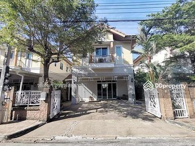For Sale - ขายบ้านแฝด ปริญญดา เกษตร-นวมินทร์ (ซอยแจ่มจันทร์ หรือ ซอยนวมิทร์111 แยก4) บ้านสวย สภาพใหม่ ทำเลทอง น่าอยู่ เพื่อนบ้านน่ารัก