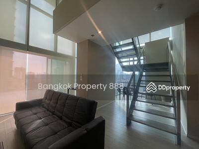 For Rent - For rent The Room Sukhumvit 21 Duplex 2 bedrooms huge balcony