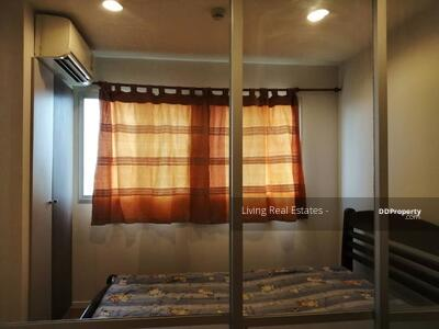 For Sale - T16100264 ขาย คอนโด Lumpini Condo Town Nida - Serithai (ลุมพินี คอนโดทาวน์ นิด้า - เสรีไทย) ขนาด 22 ตร. ม ชั้น 6 ตึก A