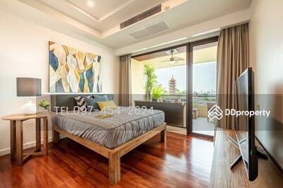 ให้เช่า - TWR603-CR207 Baan Chao Praya 95 sq. m. 2 Bedroom 1 Bathroom