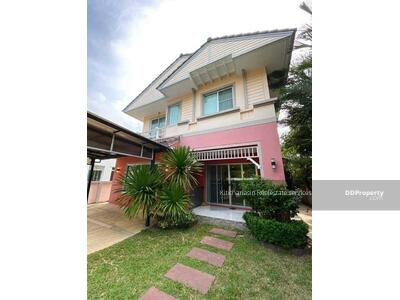 For Sale - Code KRE X1169 Single house, Nantawan Sathorn-Ratchaphruek Village, 3 bedrooms, 3 bathrooms, usable area 275. 2 sq m, 2 floors, sale 12. 9 MB @LINE: 0962215326 Khun Kae