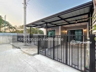 For Sale - Code KRE X1188, single house, Buathong 4, Bang Bua Thong, 3 bedrooms, 2 bathrooms, area 34 sq. wa. 1 floor, sale 1. 99 MB. @LINE: 0962215326 Khun Kae