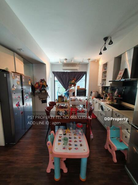 ทาวน์โฮม townhome  อีโค สเปซ บางนา – วงแหวน (Eco Space Bangna – Wongwaen) #82902430