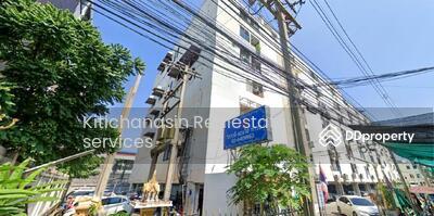 For Sale - Code KRE W2784 Viphawadi Condo Town, 1 bedroom, 1 bathroom, 36 sq m, 4th floor, sale 1. 18 MB. @ LINE: 0962215326 Khun Gift