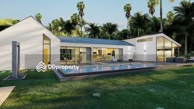 ขาย - Bibary Villa Oak : 3 Bed Pool Villa (off-plan)