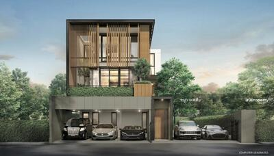 For Sale - Pool Villa Altitude Mastery Sukhumvit 428 sq. m  ฿ 30, 368, 000