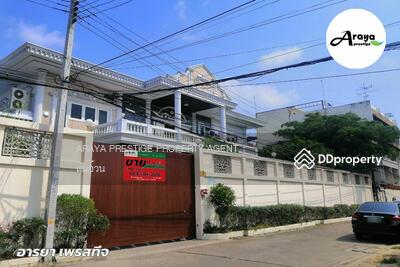 For Sale - บ้านสร้างเอง อ่อนนุช40