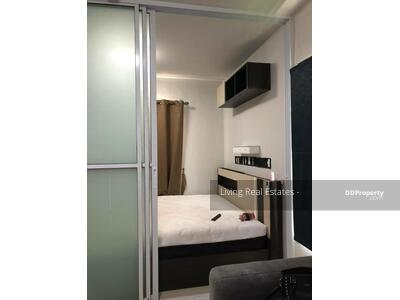 For Sale - T9240264 ขาย คอนโด Unio Ramkhamhaeng - Serithai (ยูนิโอ รามคำแหง - เสรีไทย)  ขนาด 24 ตร. ม ชั้น 7 ตึก B