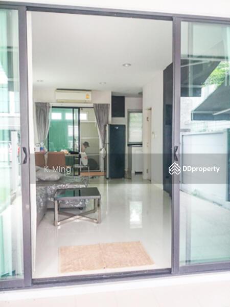 บ้านกลางเมือง งามวงศ์วาน / Baan Klang Muang Ngamwongwan. #83202658