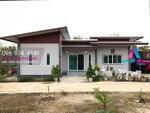 ขายบ้านใหม่พร้อมที่ดิน ติดอำเภอเมืองโคราชใกล้วงแหวน (AOL-F63-2102003424)