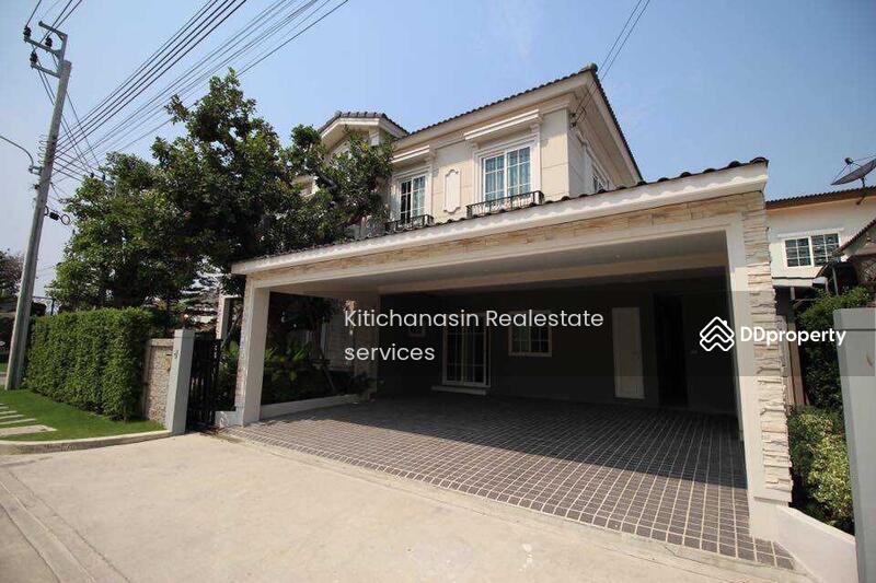บ้านเดี่ยวสุดหรู หมู่บ้านแกรนดิโอ ซอยนวมินทร์ 42 #83206464