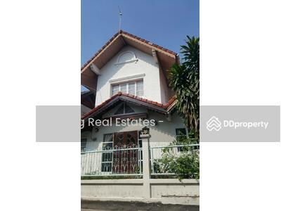 ให้เช่า - T1250264 ให้เช่า บ้านเดี่ยว 2ชั้น อุทยานทอง ซอยแจ้งวัฒนะ-ปากเกร็ด 19  3นอน 3 น้ำ ขนาด 42 ตรว.
