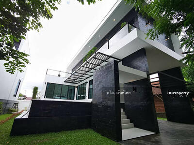 ให้เช่า - AF0684  ให้เช่า Pool Villa 2 ชั้น ใกล้เมือง  4  ห้องนอน  4   ห้องน้ำ  พื้นที่ 78   ตรว.