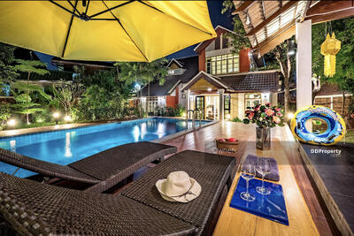 For Rent - Private Pool Villa for rent 300 meter to Maya Mall in Nimman