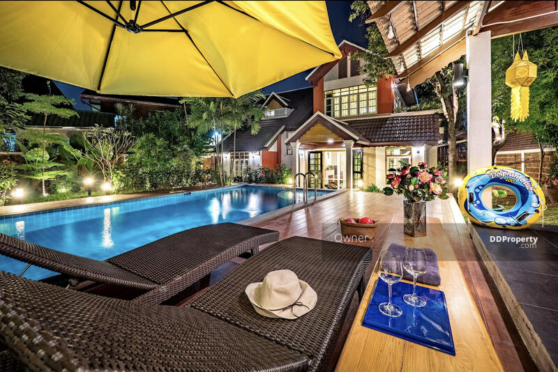Nimman Pool Villa #83278372