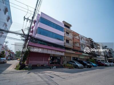 ขาย - เหมาะทำออฟฟิศ! !! ขายอาคารพาณิชย์ 4 ชั้น 2 คูหา ตีทะลุ 29. 6 ตรว ถนนพระราม2 ซอย 42 ถนนซอยกว้าง ราคาพิเศษ! !