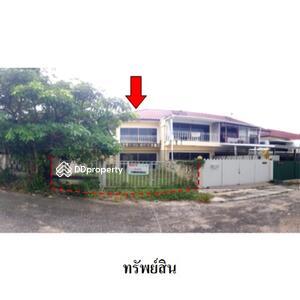 ขาย - ทรัพย์ บสส. รหัส 3A0842 ทาวน์เฮ้าส์ ชลบุรี 1710000
